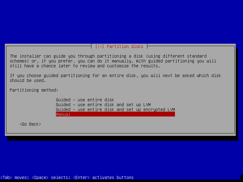 Cara Install Debian