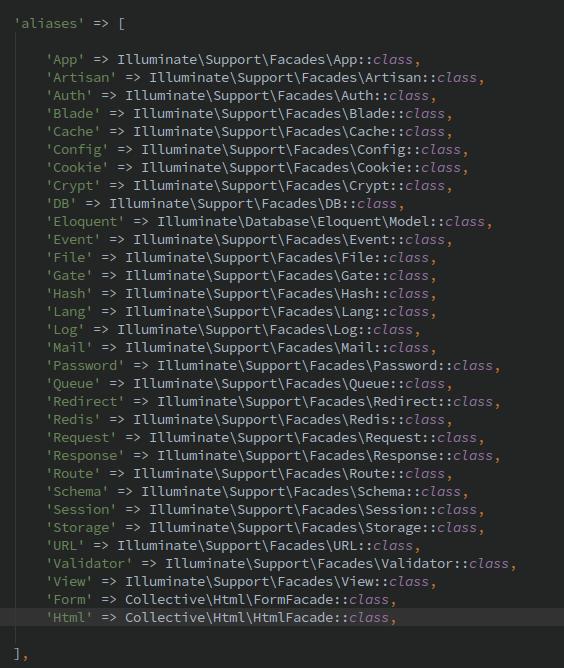Cara Menginstall HTML dan Form Facades Laravel